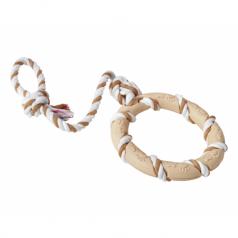 Lolo Pets ring gumowy na sznurku