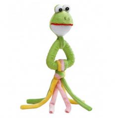Lolo Pets zabawka dla psa żabka