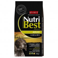 Picart Nutribest ADULT Lamb & Rice
