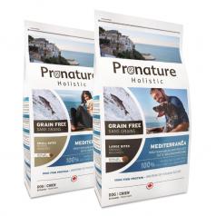 Pronature Holistic Mediterranéa dla psów