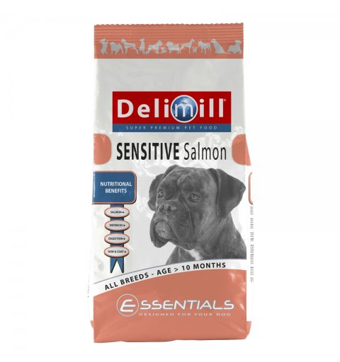Delimill Essentials All Breed SENSITIVE Salmon