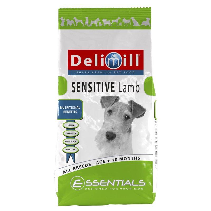 Delimill Essentials All Breed SENSITIVE Lamb & Rice
