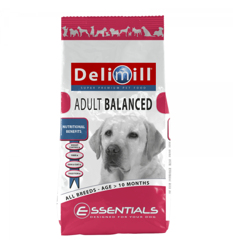 Delimill Essentials All Breed BALANCED Chicken & Fish