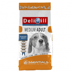 Delimill Essentials MEDIUM ADULT Chicken & Rice