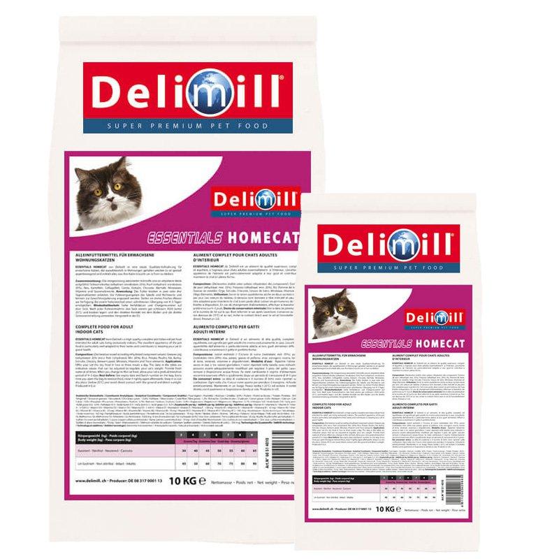 DELIMILL Essentials HOMECAT 10+2