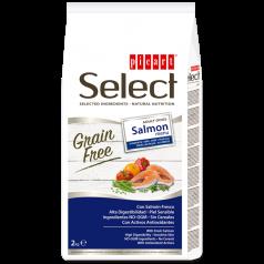 Picart Select Adult Grain Free Salmon Menu