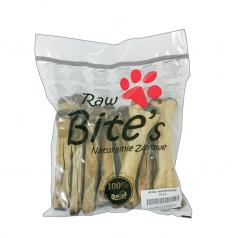 Przysmak dla psów RawBite's kości nadziewane żwaczami wołowymi 15cm