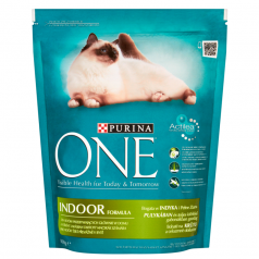 Purina One Indoor indyk i ziarna