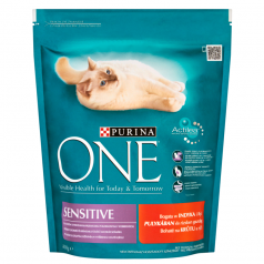 Purina One Sensitive indyk i ryż
