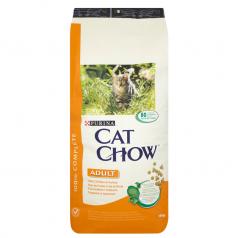 Purina Cat Chow Adult z kurczakiem i indykiem