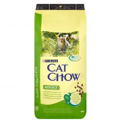 Purina Cat Chow Adult z królikiem i wątróbką