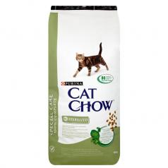 Purina Cat Chow Sterilized koty sterylizowane i kastrowane