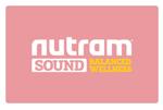 Nutram Sound logo linii produktów