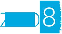 Sklep zoologiczny online - ZOO8 logo